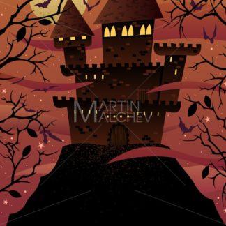 Spooky Castle - Martin Malchev
