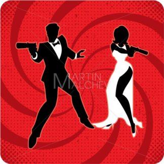 Spy Couple 2 - Martin Malchev