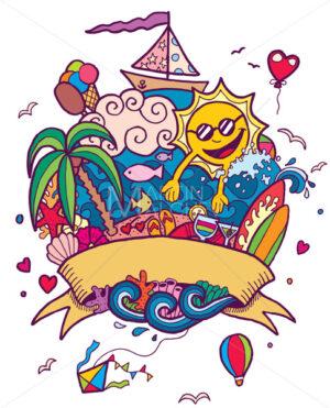 Summer Doodle - Martin Malchev