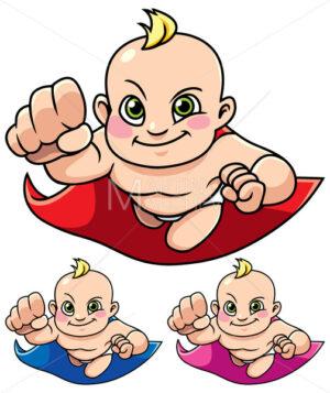 Super Baby Isolated - Martin Malchev
