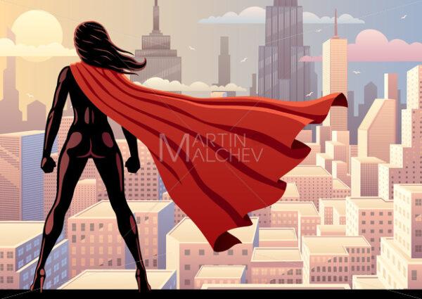 Super Heroine Watch 2 - Martin Malchev