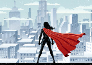 Super Heroine Watch - Martin Malchev