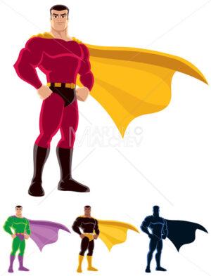 Superhero - Martin Malchev
