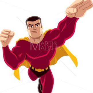 Superhero Flying 4 - Martin Malchev