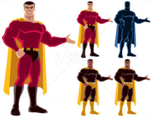 Superhero Presenting - Martin Malchev