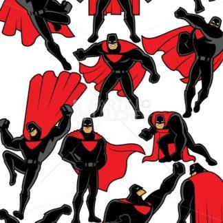 Superhero Set 2 - Martin Malchev