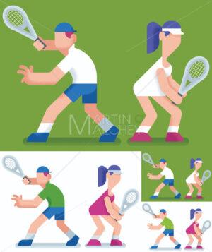 Tennis - Martin Malchev