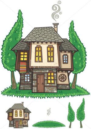 Traditional Bulgarian House - Martin Malchev