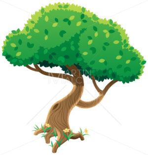 Tree on White - Martin Malchev