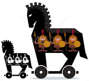 Trojan Horse - Martin Malchev