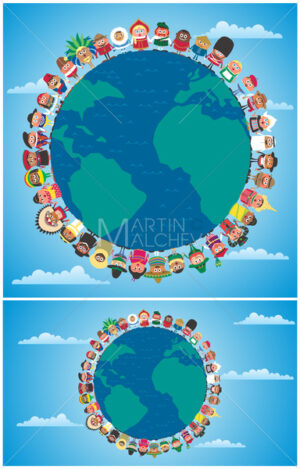 Unity Backgrounds - Martin Malchev