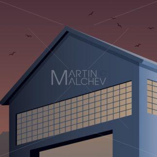 Warehouse - Martin Malchev