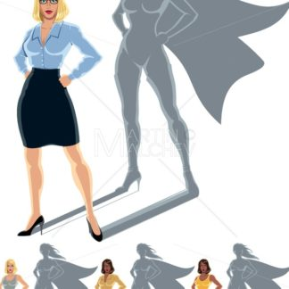 Woman Superhero Concept - Martin Malchev
