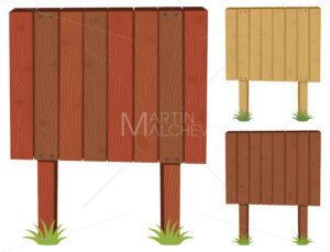 Wooden Sign - Martin Malchev