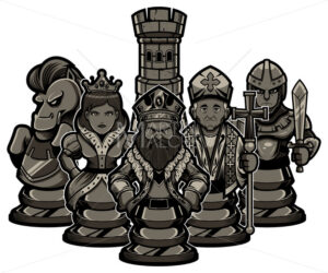 Chess Team Black - Martin Malchev
