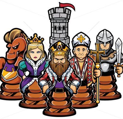 Chess Team Concept - Martin Malchev