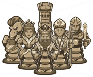 Chess Team White - Martin Malchev