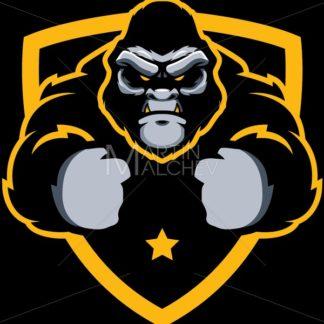 Gorilla Gym Mascot - Martin Malchev
