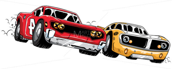 Car Racing Competition - Martin Malchev