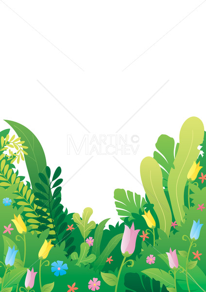 Nature Background Border - Martin Malchev