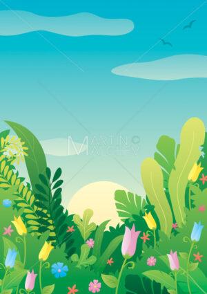 Nature Background Summer - Martin Malchev