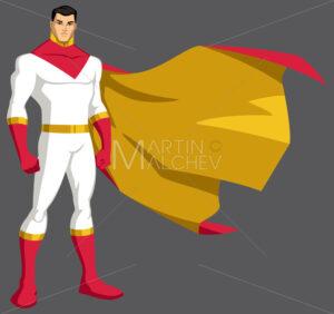 Superhero Asian Isolated - Martin Malchev