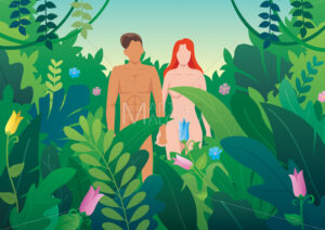 Adam and Eve - Martin Malchev