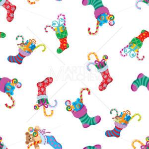 Christmas Socks Pattern - Martin Malchev