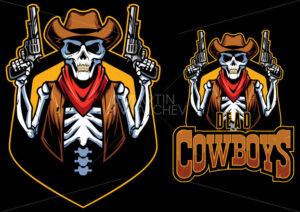 Dead Cowboys Mascot - Martin Malchev