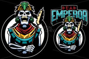 Dead Emperor Mascot - Martin Malchev