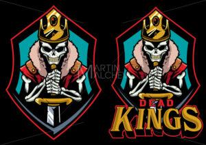 Dead Kings Mascot - Martin Malchev