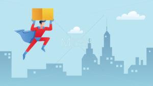 Superhero Bringing Box - Martin Malchev