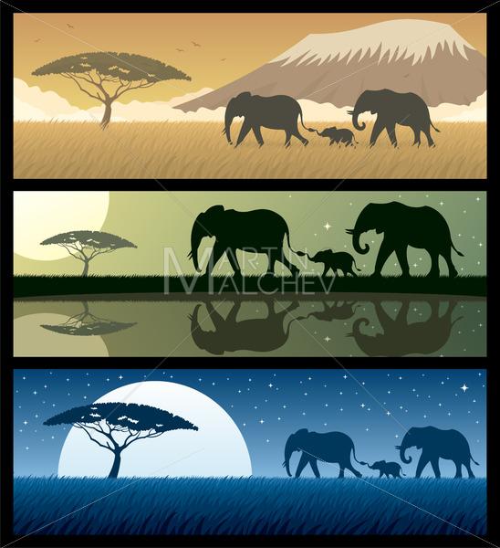 Africa Landscapes 2 - Martin Malchev