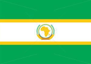 African Union Flag - Martin Malchev