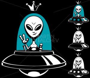 Alien King - Martin Malchev