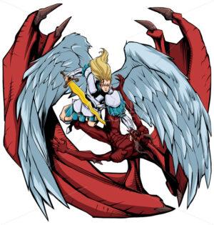 Angel versus Devil 2 - Martin Malchev