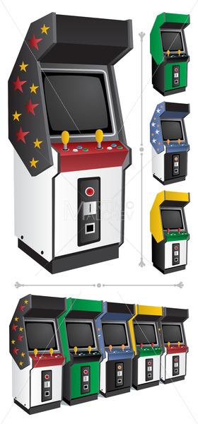 Arcade Games - Martin Malchev
