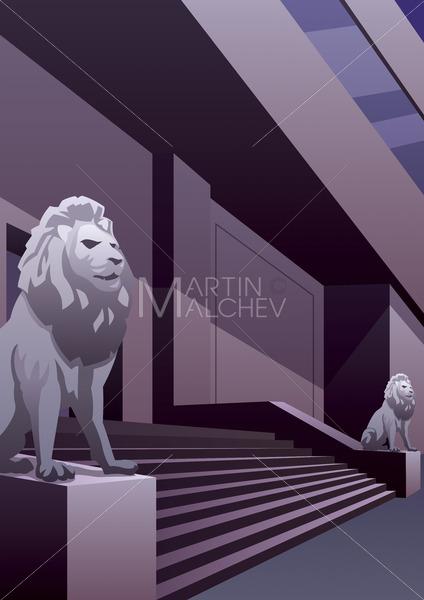 Art Deco Museum 2 - Martin Malchev