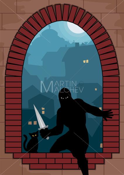 Assassin - Martin Malchev