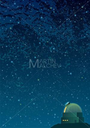 Astronomy Background - Martin Malchev