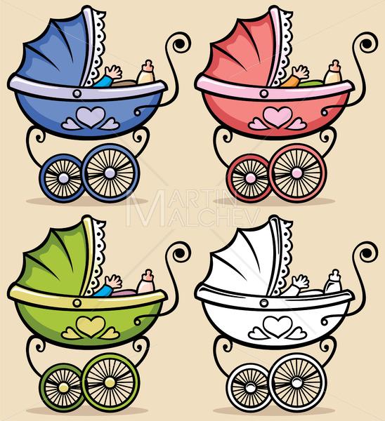 Baby Stroller - Martin Malchev
