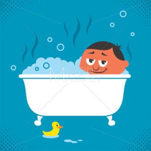 Bathtub Relaxation - Martin Malchev