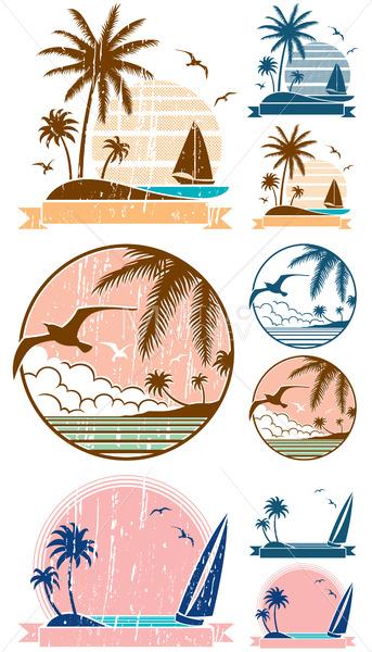Beach Symbols - Martin Malchev
