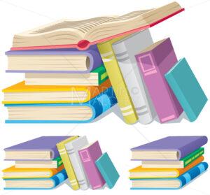 Book Pile - Martin Malchev