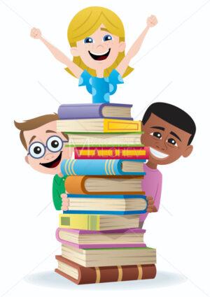 Books and Kids - Martin Malchev
