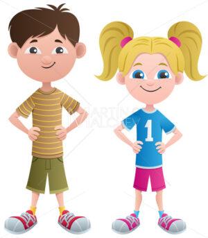 Boy And Girl - Martin Malchev