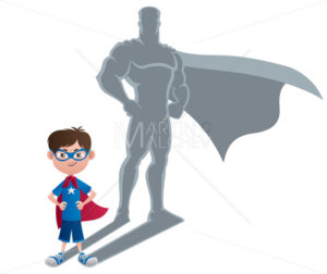 Boy Superhero Concept - Martin Malchev