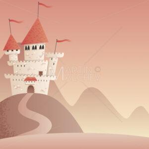 Castle Landscape 2 - Martin Malchev