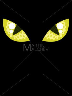 Cat Eyes - Martin Malchev