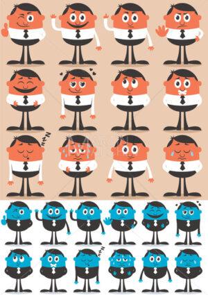 Character Emotions 2 - Martin Malchev